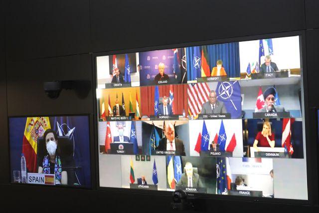 Los ministros de Defensa de OTAN abordan el apoyo a Afganistán tras la salida de las tropas - 1, Foto 1