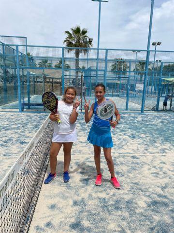 Resultados de los jugadores totaneros de pádel del Club de Tenis Totana durante el fin de semana del 28 al 30 de mayo - 7
