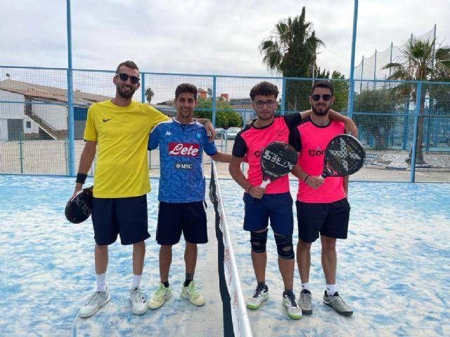 Resultados de los jugadores totaneros de pádel del Club de Tenis Totana durante el fin de semana del 28 al 30 de mayo - 10
