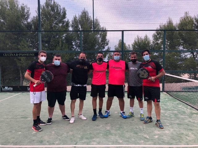 Resultados de los jugadores totaneros de pádel del Club de Tenis Totana durante el fin de semana del 28 al 30 de mayo - 12