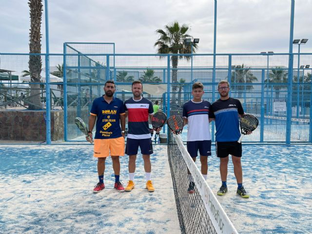 Resultados de los jugadores totaneros de pádel del Club de Tenis Totana durante el fin de semana del 28 al 30 de mayo - 15