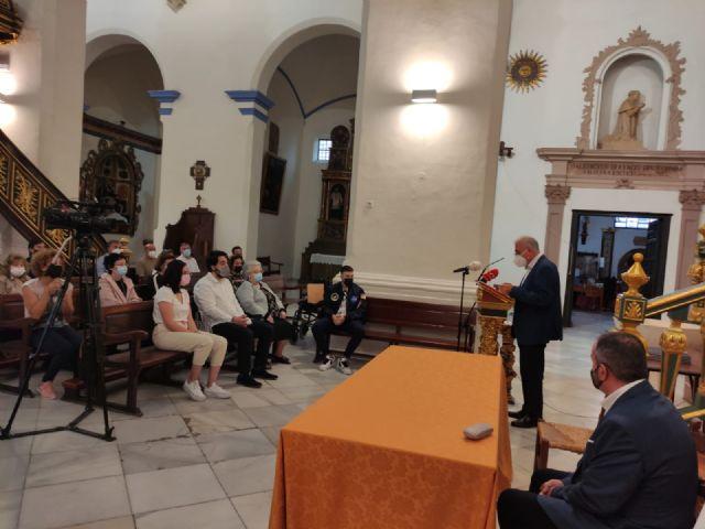 El periodista Gregorio J. Asensio y el profesor José Antonio Riquelme ganan el I Certamen Literario Memorial Ildefonso Moya de Totana, que ha organizado Cáritas de Santiago - 15