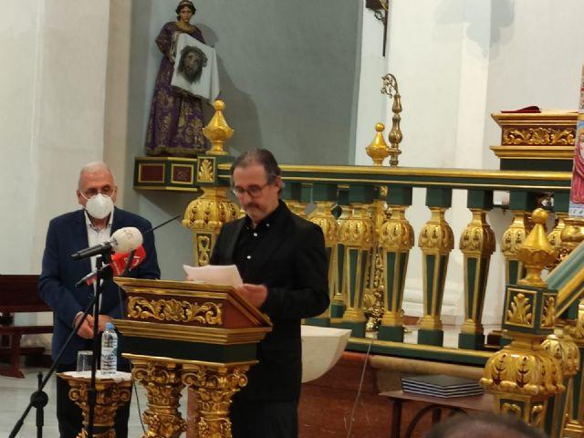 El periodista Gregorio J. Asensio y el profesor José Antonio Riquelme ganan el I Certamen Literario Memorial Ildefonso Moya de Totana, que ha organizado Cáritas de Santiago - 20