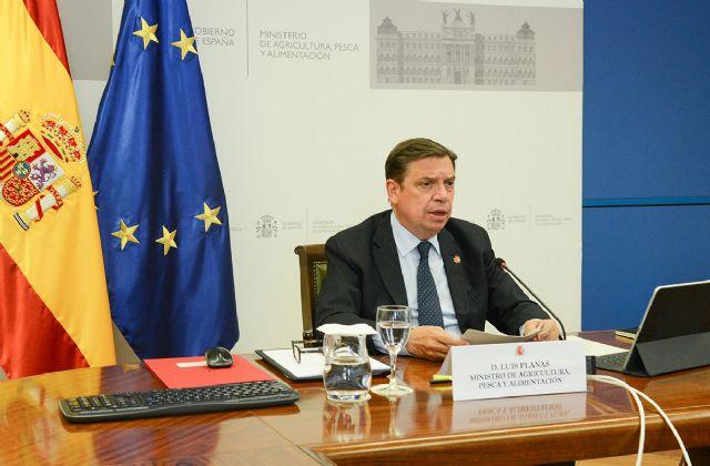 Planas: La unidad de los países de la Unión Europea ha sido clave para alcanzar el acuerdo de pesca con Reino Unido - 1, Foto 1