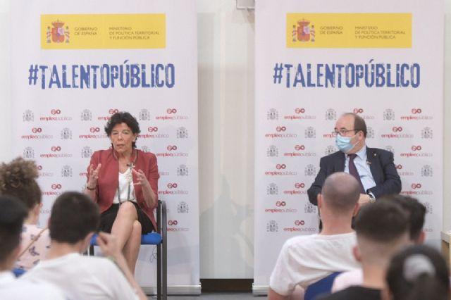 Iceta: Esta gran empresa que se llama España necesita jóvenes preparados y con vocación de servicio público - 1, Foto 1