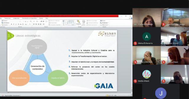 EIKEN celebra su Asamblea General poniendo en valor el papel de las Industrias Culturales y Creativas - 1, Foto 1