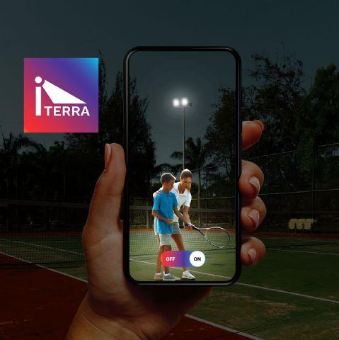 Schréder lanza iterra, una solución de control inalámbrica para aplicaciones deportivas - 1, Foto 1