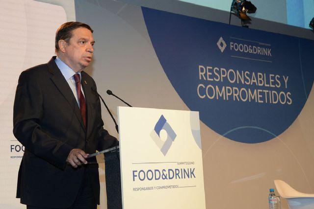 Planas destaca a la industria alimentaria como ejemplo de eficiencia empresarial y compromiso social - 1, Foto 1