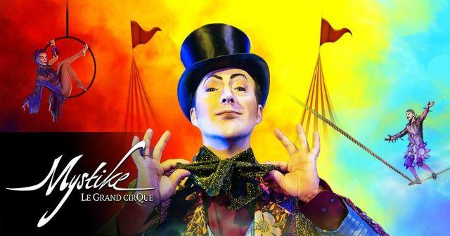 Después de sus dos primeros éxitos, llega a Barcelona Mystike - Le Grand Cirque - 1, Foto 1