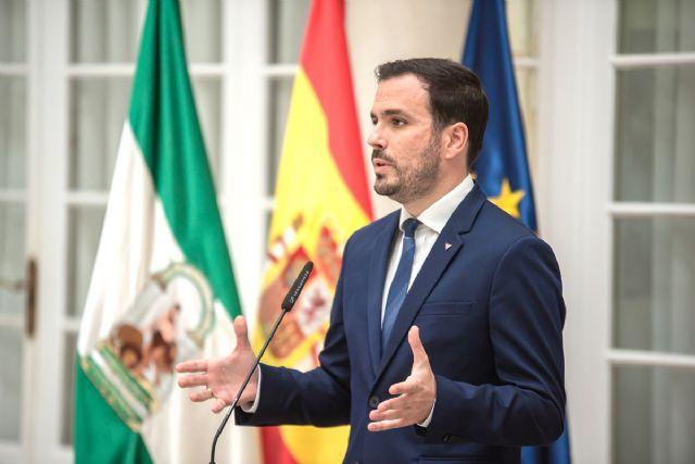 Garzón pide a la Junta de Andalucía que permita a los ayuntamientos modificar sus planes urbanísticos para limitar la expansión de casas de apuestas - 1, Foto 1