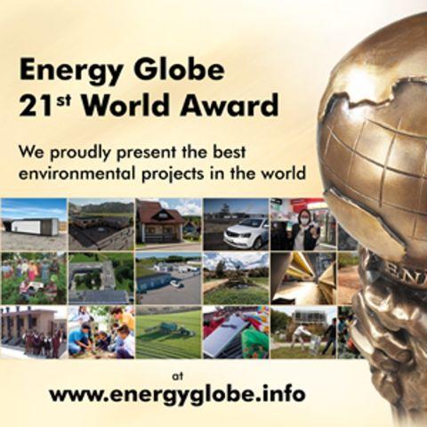 Energy Globe presentó los mejores proyectos medioambientales para nuestra Tierra - 1, Foto 1