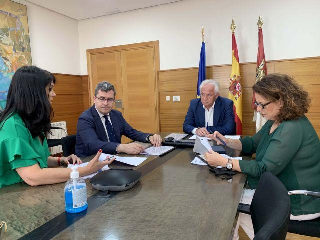 Nueva reunión de Junta y COSITAL CLM - 1, Foto 1