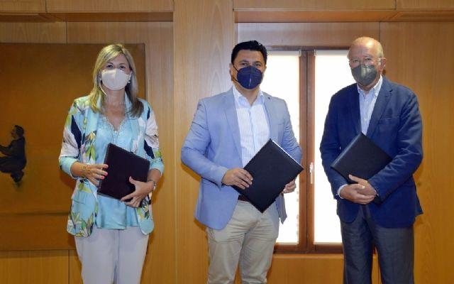 La Fundación Cajamurcia y CaixaBank seguirán apoyando los Festivales de San Javier - 1, Foto 1