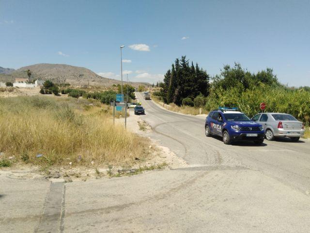 Dos heridos en un accidente de tráfico ocurrido en Fortuna - 1, Foto 1