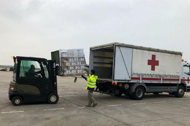 Exteriores y Sanidad envían ayuda humanitaria a Túnez para luchar contra la Covid19 - 1, Foto 1