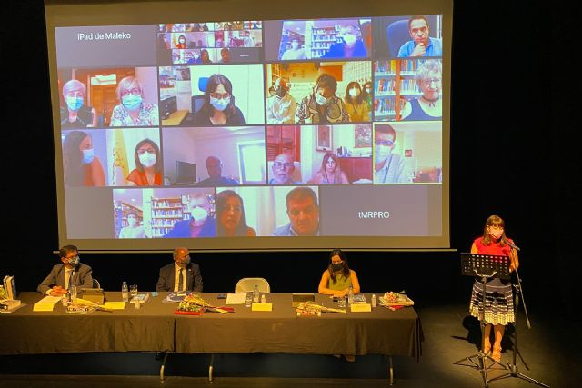El Ministerio de Cultura y Deporte y la FEMP entregan los premios de la XX Campaña de Animación a la Lectura María Moliner - 1, Foto 1