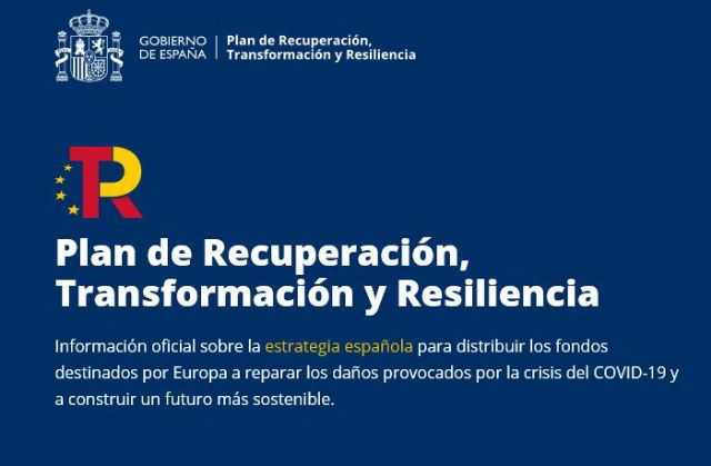 Planderecuperacion.gob.es, nueva página web del Gobierno con información sobre el Plan de Recuperación, Transformación y Resiliencia - 1, Foto 1