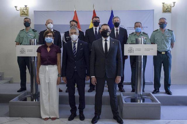 Los ministros del Interior de España y Serbia refuerzan la cooperación policial entre ambos países - 1, Foto 1
