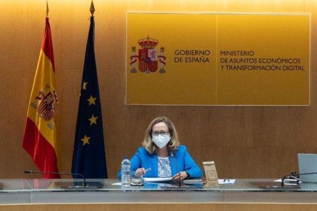 La vicepresidenta primera analiza con las comunidades autónomas y la FEMP las medidas de apoyo al emprendimiento y de mejora regulatoria - 1, Foto 1