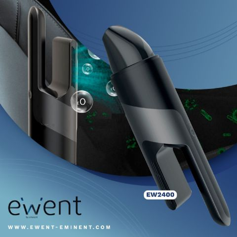 Ewent recomienda el aspirador para coche con desinfección por ozono - 1, Foto 1