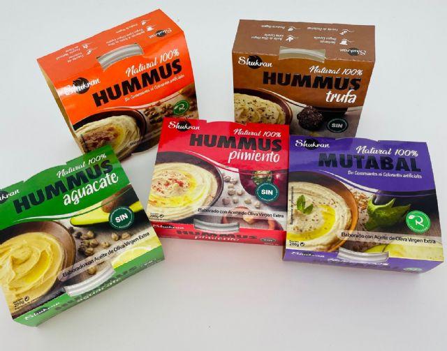 Shukran Foods se posiciona como la marca con mayor tasa de crecimiento en la categoría de Hummus y Mutabal - 1, Foto 1