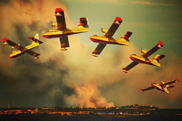 España enviará tres aviones para la lucha contra los incendios en Turquía - 1, Foto 1
