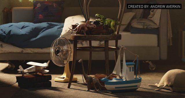 NVIDIA Studio presenta novedades en SIGGRAPH 2021 - 1, Foto 1