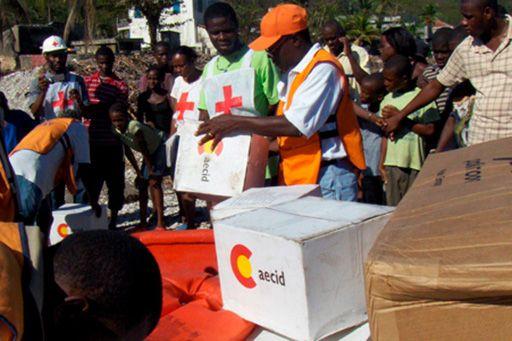 España envía 10 toneladas de material médico y ayuda financiera para atender la crisis humanitaria en Haití - 1, Foto 1