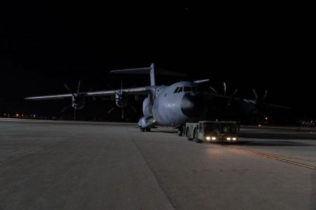 El Gobierno español envía otro avión a Kabul para evacuar al segundo grupo de personas - 1, Foto 1