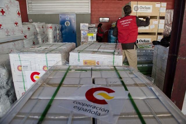 La Cooperación española envía a Haití 30 toneladas de ayuda humanitaria - 1, Foto 1