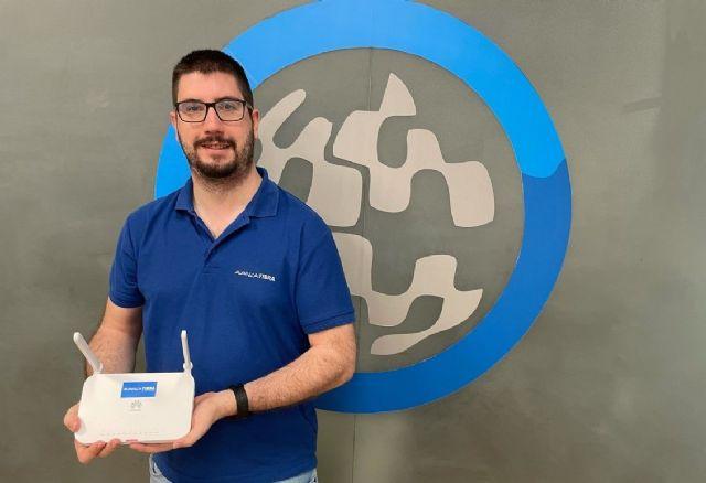 Avanza pone en marcha los 1000Mb simétricos de fibra óptica con el nuevo Router Wifi 6 - 1, Foto 1