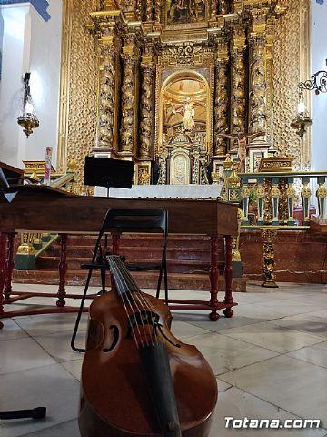 Cantoría ilumina el Estrecho de la Arboleja con música del renacimiento ibérico - 3