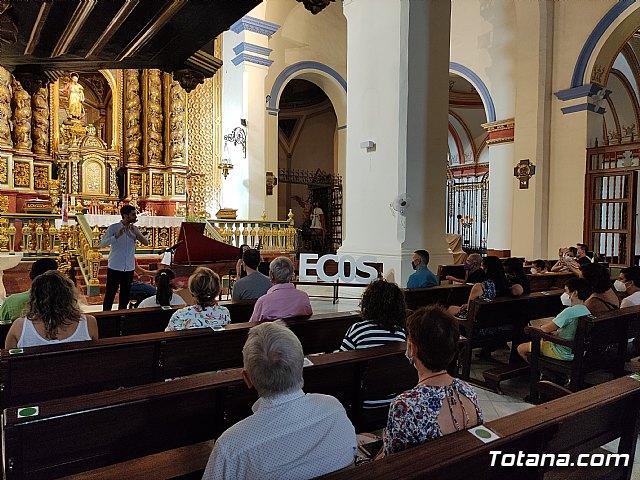 Cantoría ilumina el Estrecho de la Arboleja con música del renacimiento ibérico - 7