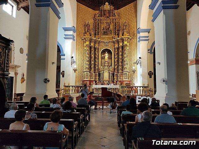 Cantoría ilumina el Estrecho de la Arboleja con música del renacimiento ibérico - 9