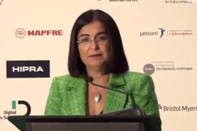 Darias: La pandemia ha puesto de manifiesto que si actuamos juntos podemos superar cualquier reto - 1, Foto 1