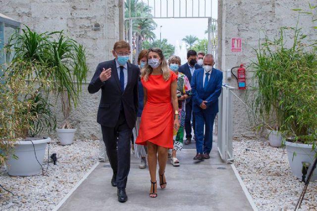 Yolanda Díaz anuncia que Alicante albergará el 7 de octubre la reunión de ministras y ministros de Trabajo en el Foro del Mediterráneo Occidental - 1, Foto 1