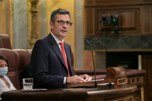 Félix Bolaños solicita la prórroga del escudo social: Estamos decididos a que España se recupere rápidamente y de manera justa - 1, Foto 1