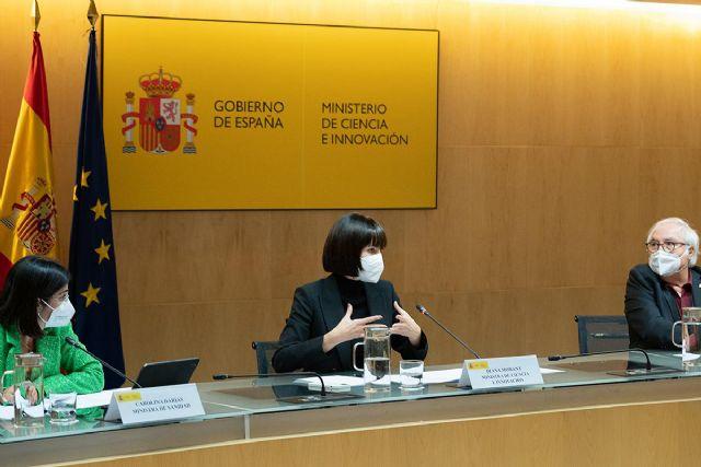 Morant preside la primera reunión de la Comisión de Coordinación en materia de Investigación - 1, Foto 1