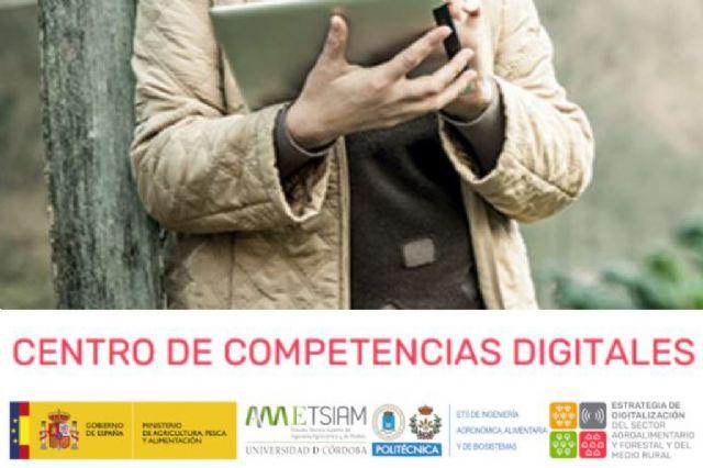 Agricultura, Pesca y Alimentación pone en marcha el Centro de Competencias, con una oferta de 8 cursos de formación digital para 2021 - 1, Foto 1