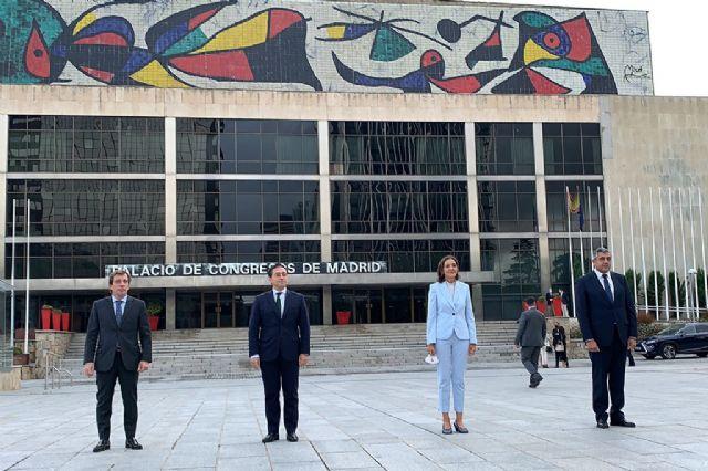 Reyes Maroto anuncia que el proyecto de la nueva sede de la OMT comenzará en 2022 - 1, Foto 1