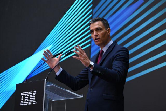 Pedro Sánchez: El momento para invertir en la digitalización de España es ahora - 1, Foto 1