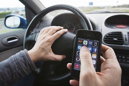 Las distracciones al volante ocasionaron más de 300 fallecidos en 2020 - 1, Foto 1