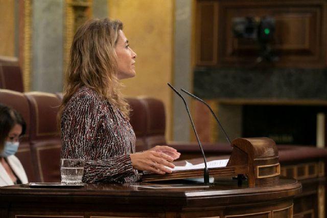 Raquel Sánchez ratifica la clara voluntad de Mitma de continuar trabajando para mejorar las infraestructuras en Asturias - 1, Foto 1