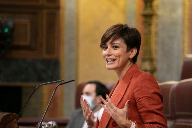 Isabel Rodríguez: España ha emprendido el camino de la recuperación y Cataluña no puede quedar al margen - 1, Foto 1