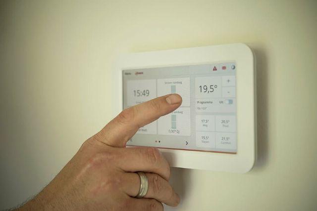 Interruptores y termostatos inteligentes para el hogar, según la web Termostato - 1, Foto 1