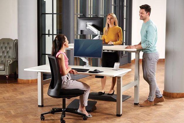 Un estudio de Fellowes concluye que la satisfacción en el trabajo está relacionada con la productividad - 1, Foto 1