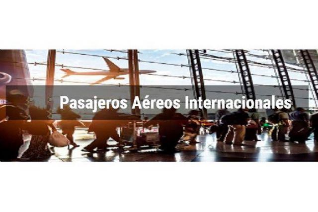 España recibió en agosto 5 millones de pasajeros internacionales, un 172% más que en 2020 - 1, Foto 1
