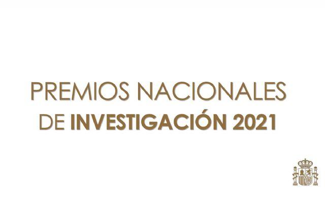 El Ministerio de Ciencia e Innovación convoca los Premios Nacionales de Investigación 2021 - 1, Foto 1