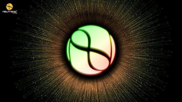 Choque de agujeros negros y sobre exposición de neutrinos en la tierra y Neutrino Energy - 1, Foto 1