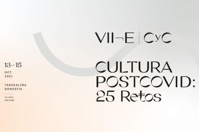 El VII Encuentro Cultura y Ciudadanía aborda los retos de la cultura en el contexto de la postpandemia - 1, Foto 1